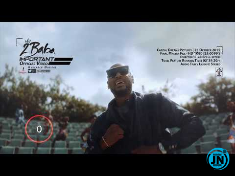 VIDEO: 2Baba – Important
